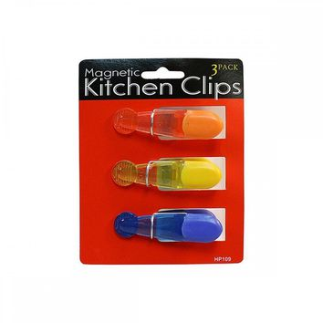 Magnetic Kitchen Clips HP109