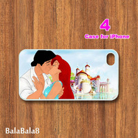 iPhone  4 caseiphone 5 Case Ariel and Eric in durable by BaLaBaLa8