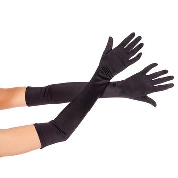 Fashion Long Gloves Satin Opera Cool Evening Party Prom Costume Gloves