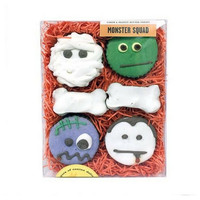 Monster Squad Halloween Cookies