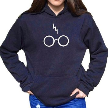 [15562] Harry Potter Theme Hoodie