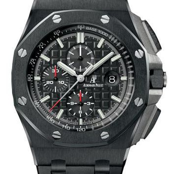 Audemars Piguet Royal Oak Offshore Black Dial Men\'s Watch