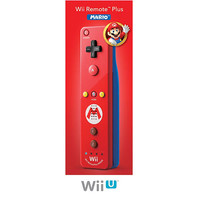Wii Remote Plus Mario Edition for Nintendo Wii/Wii U