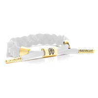 Rastaclat Dove Leather Bracelet | Beyond Hype