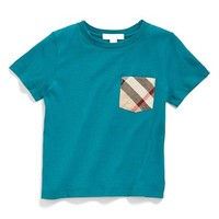 Boy's Burberry Pocket T-Shirt