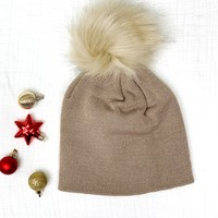 Day In The Snow Beanie-Multiple Options