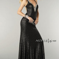 Alyce Prom 6399 Alyce Paris Prom Lillian's Prom Boutique