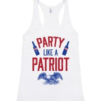 Party Like A Patriot | | SKREENED
