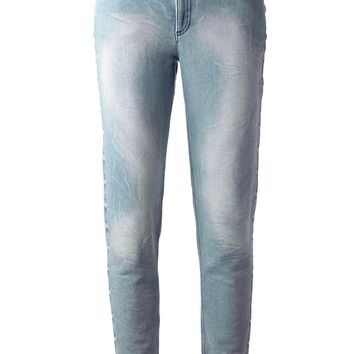 Michael Michael Kors Stonewashed Jeans