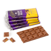Cadbury Chocolate Candy Bars - Caramello: 14-Piece Box