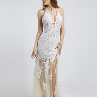 Jovani Long Fitted Dress