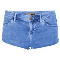 MOTO Acid Aqua Hotpants - View All - New In This Week  - New In