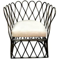 Loop Chair - Metal