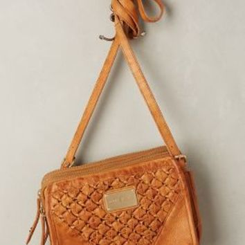 Button Braid Crossbody Bag by Day & Mood Honey One Size Bags