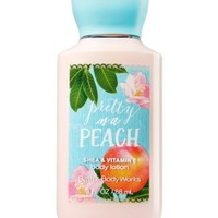 Travel Size Body Lotion Pretty as a Peach