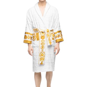I ♥ Baroque Bathrobe for Men | US Online Store