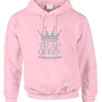 Trap Queen Hooded sweatshirt women