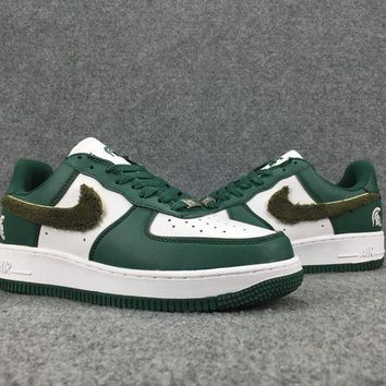 Women's and Men's NIKE AIR FORCE 1 MID 07 cheap nike shoes 033
