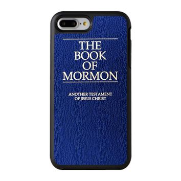 The Book Of Mormon Cover Book iPhone 8 Plus Case