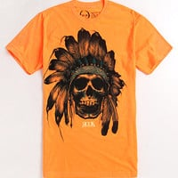 Rook Chief Neon Skull Tee at PacSun.com