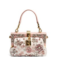Crystal-embellished satin bag | Dolce & Gabbana | MATCHESFASHION.COM US