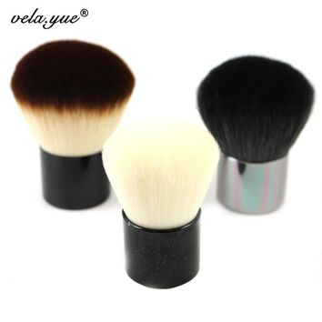 Top Quality Kabuki Brush Face Bronzer Blusher Powder Makeup Brush