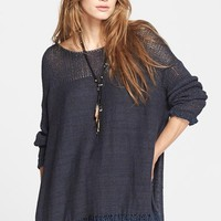 Women's Free People 'Haiku' Pullover Sweater,