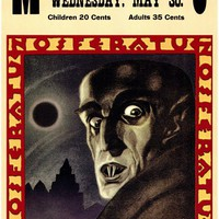 Nosferatu, a Symphony of Horror 11x17 Movie Poster (1922)