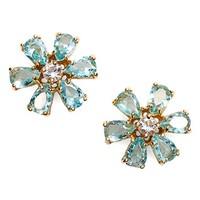 kate spade new york 'be adorned' crystal stud earrings | Nordstrom