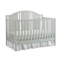 Fisher-Price Caitlin Convertible Crib - Misty Grey