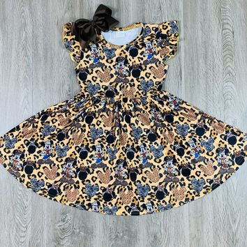 RTS Zookeeper Mouse Dress  D33