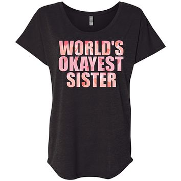 Sister Shirt Funny Gifts Women tees n tanks
