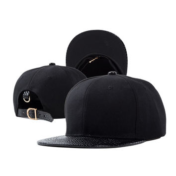 Unisex Snapback Cap Adjustable Solid Gorras Bones Snapbacks Hip Hop Baseball Caps Casual Casquette Hat For Women and Men