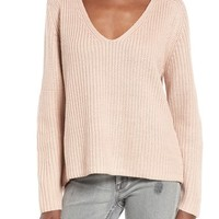 Leith V-Neck Sweater | Nordstrom