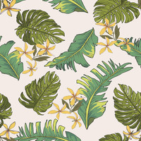 Palms of Plenty Removable Wallpaper