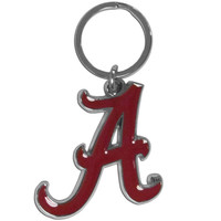 NCAA Team Enameled Key Chain