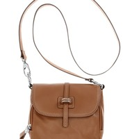 Tignanello Handbag, Leather Item Flap Crossbody - Handbags & Accessories - Macy's