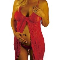 Plus Size Pregnancy Lingerie-Beauty In Burlesque | Mommylicious Maternity