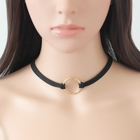 New Arrival Gift Shiny Jewelry Metal Hot Sale Stylish Necklace [9377838535]