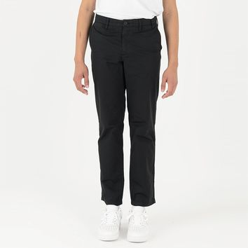 Aros Light Twill Pant in Black