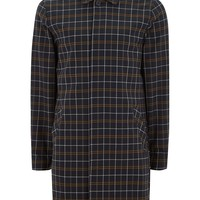 Navy Check Smart Mac