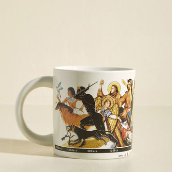 And the Rest Is Art History Mug