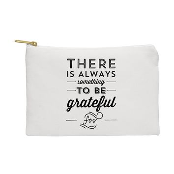 Allyson Johnson Something To Be Grateful For Pouch