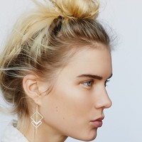 Free People Mixed Metal Match Threaders