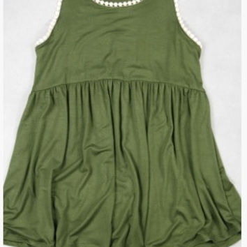 OLIVE DAY TANK
