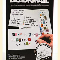 Blackmail Stationary Kit - Francesca's Collections