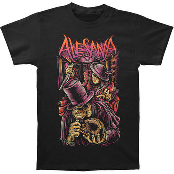 Alesana Men's  Lady Killer T-shirt Black