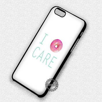 Funny Dessert Food - iPhone 7 Plus 6 SE Cases & Covers