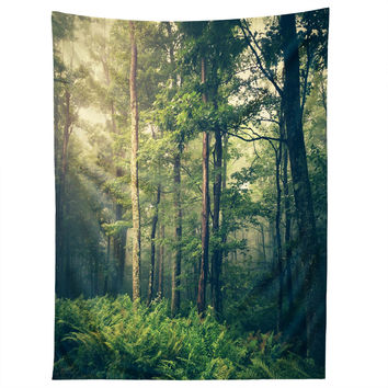 Olivia St Claire Inner Peace Tapestry