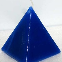 Blue pyramid Jasmine [CPSWC] - $3.50 : Magickal Products, Crystals, Tarot Decks, Incense, and More!